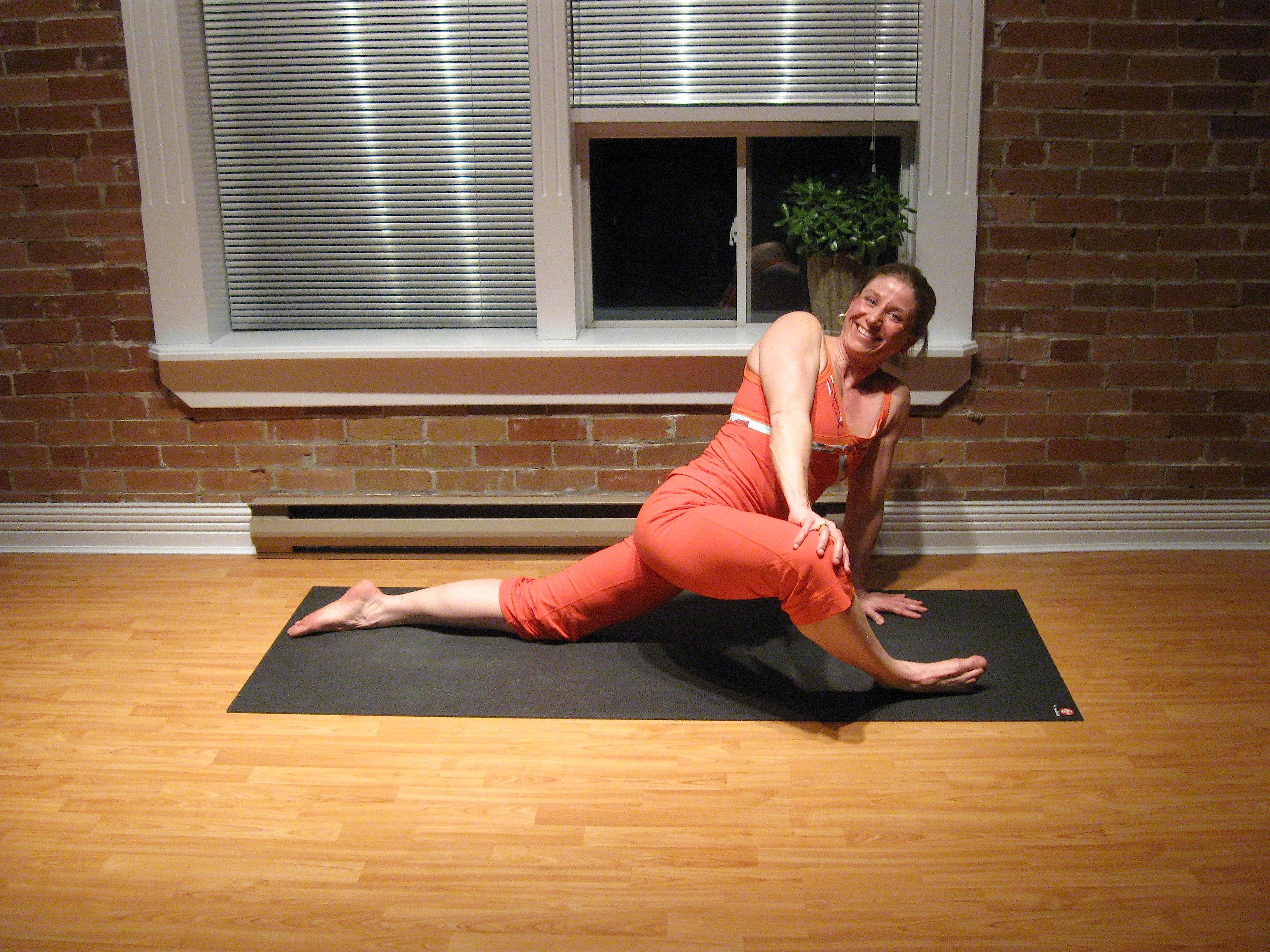 The health benefits of yoga for female entrepreneurs
