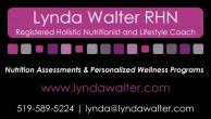 Linda Walter RHN