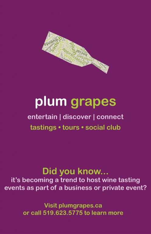 Plum Grapes