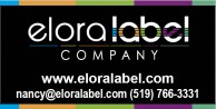 Elora Label Company, www.eloralable.com  519-766-3331